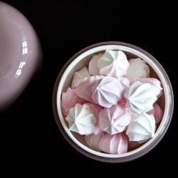bellino, keramikdose rose