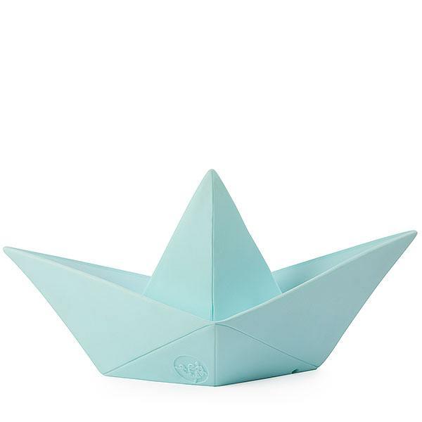 papierboot lampe, mint