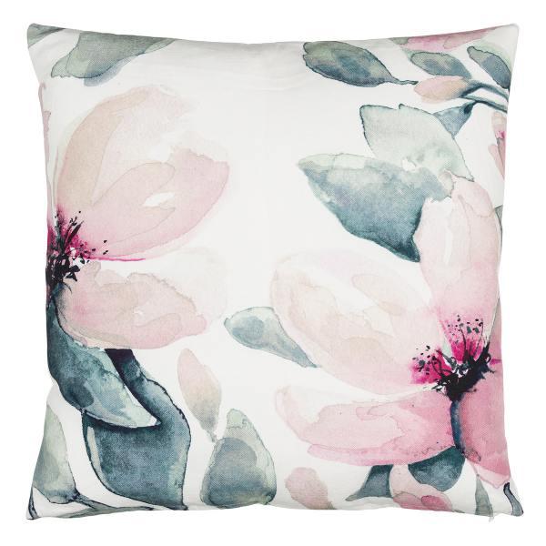 "kissen ""petalia"" magnolienblüten"