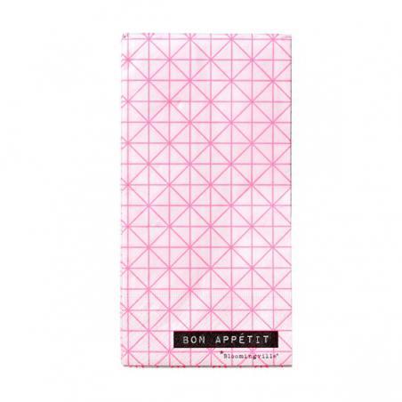 papierservietten, neon pink