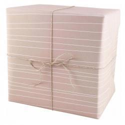 "Papier ""Pinselstriche"" rosa"