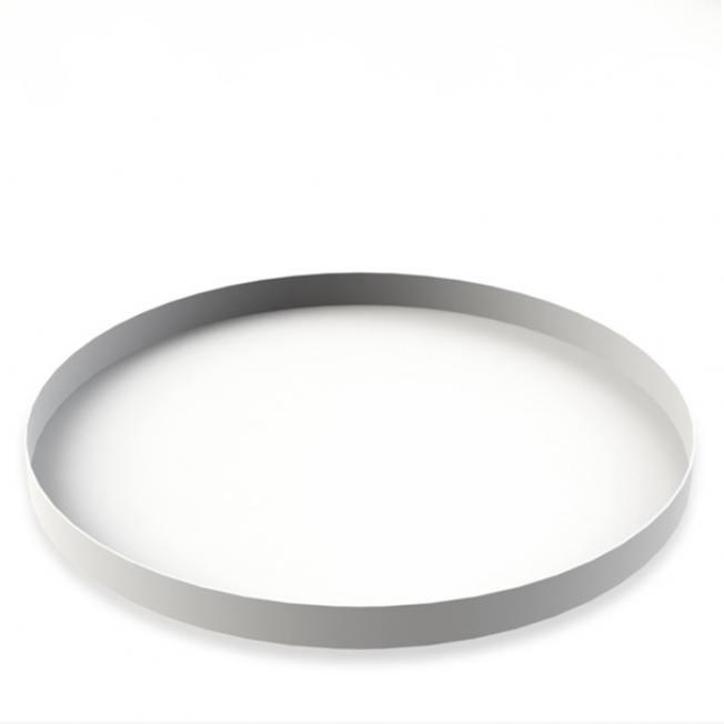 cooee design rundes tablett circle weiss wunderschoen-gemacht