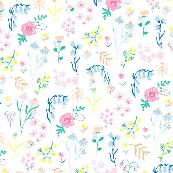 meri meri geschenkpapiere floral blumen und blueten wunderschoen-gemacht
