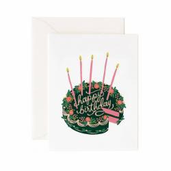"""Klappkarte """"Birthday Cake"""""""