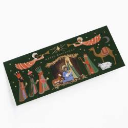 rifle paper co holiday nativity weihnachtskrippe wunderschoen-gemacht