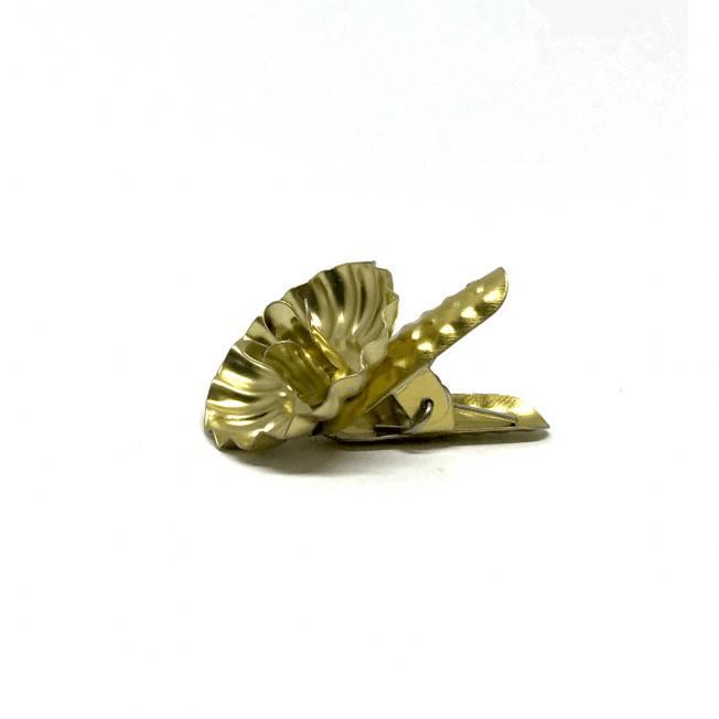 strups kerzenhalter clip gold wunderschoen-gemacht