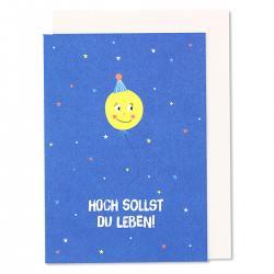 ava und yves klappkarten luftballon hoch sollst du leben wunderschoen-gemacht