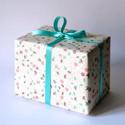 haferkorn & sauerbrey papiere  blumen florets wunderschoen-gemacht