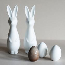 dbkd keramik osterhase swedish rabbit weisser wunderschoen-gemacht