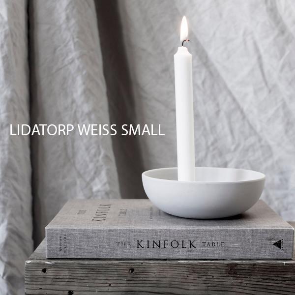 storefactory kerzenleuchter keramikschale small weiss wunderschoen-gemacht