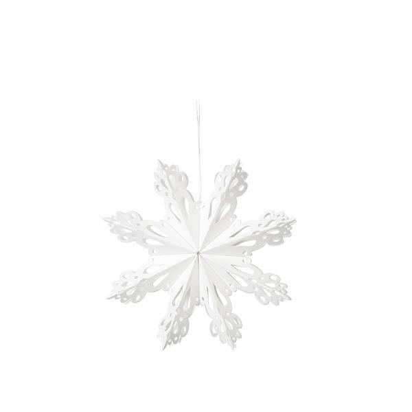 broste copenhagen schneeflocken schneekristalle aus papier wunderschoen-gemacht