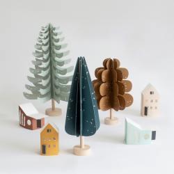 Jurianne Matter bastelset papierbaum wunderschoen-gemacht