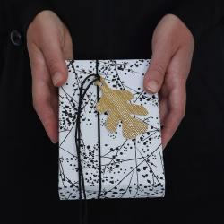 jurianne matter geschenkpapier paris winter chic schwarz weiss wunderschoen-gemacht