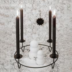 storefactory adventskranz metall schwarz gullabo wunderschoen-gemacht