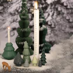dottir kerzenhalter winter stories forest wald baeume wunderschoen-gemacht