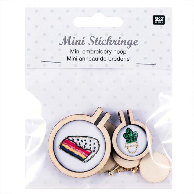 rico design mini stickringe stickrahmen sticken wunderschoen-gemacht