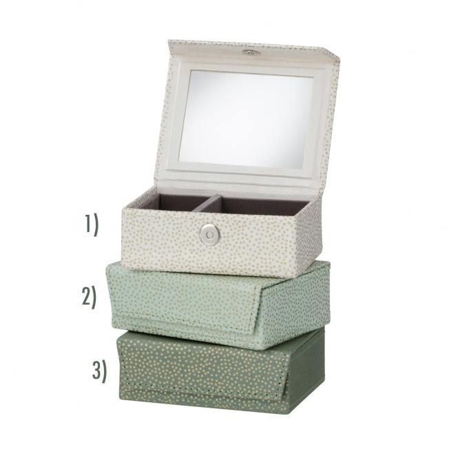 bungalow dk jewellery schmuck boxen mit puenktchen wunderschoen-gemacht