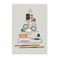 roadtyping postkarten weihnachtsbaum wunderschoen-gemacht