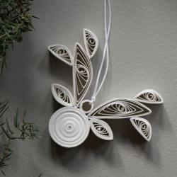 dbkd papier ornament hirsch deer wunderschoen-gemacht