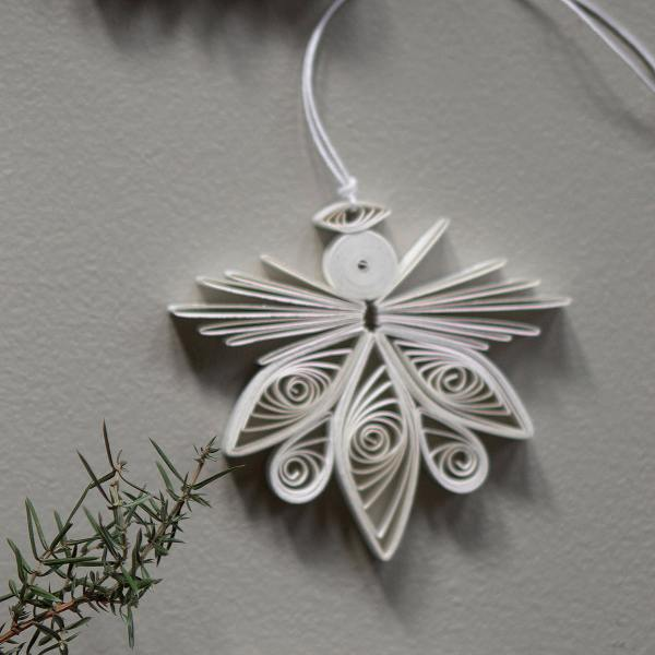 dbkd papier ornament engel angel wunderschoen-gemacht
