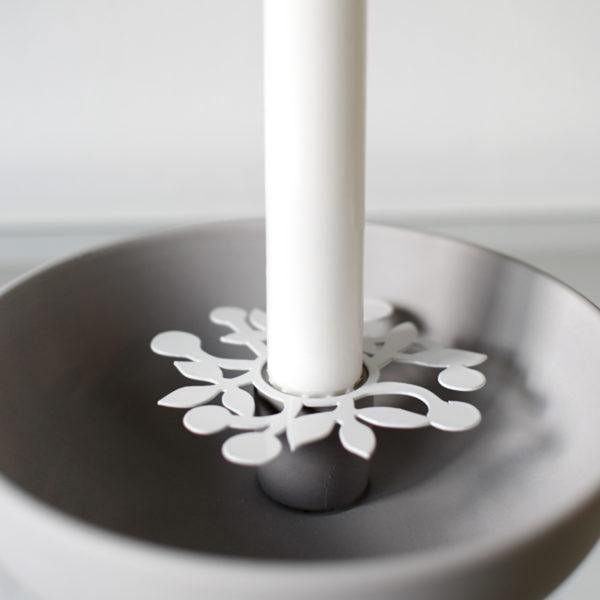 storefactory tropfschutz tropfenfaenger ljusdala white wreath weisser kranz wunderschoen-gemacht