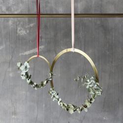 cooee design messing kranz dekoring wunderschoen-gemacht