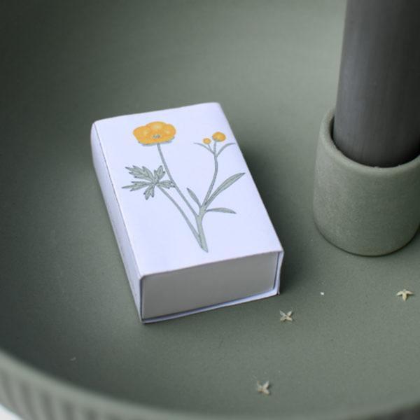 storefactory streichhoelzer streichholzschachtel butterblumen smoerblomma wunderschoen-gemacht