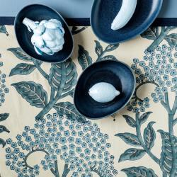 bungalow kuechentuch geschirrtuch elderflower holunderblueten blaues wunderschoen-gemacht