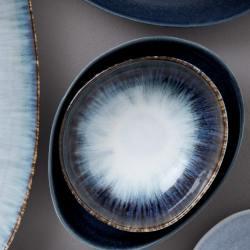 bungalow dk keramikschalen cereal müslischalen jazzy powder farbverlauf blauerwunderschoen-gemacht
