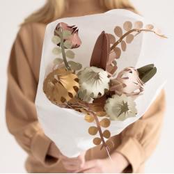 jurianne matter papierblumen wiesenblumen field flowers large wunderschoen-gemacht