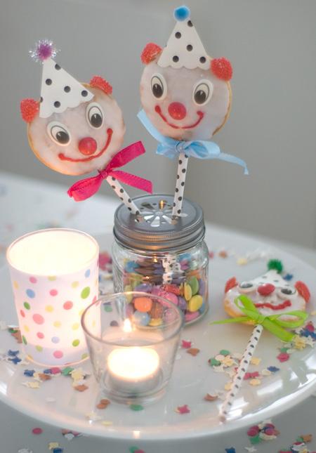 Zirkus Kindergeburtstag Shoperoffnung Und Verlosung Wunderschon