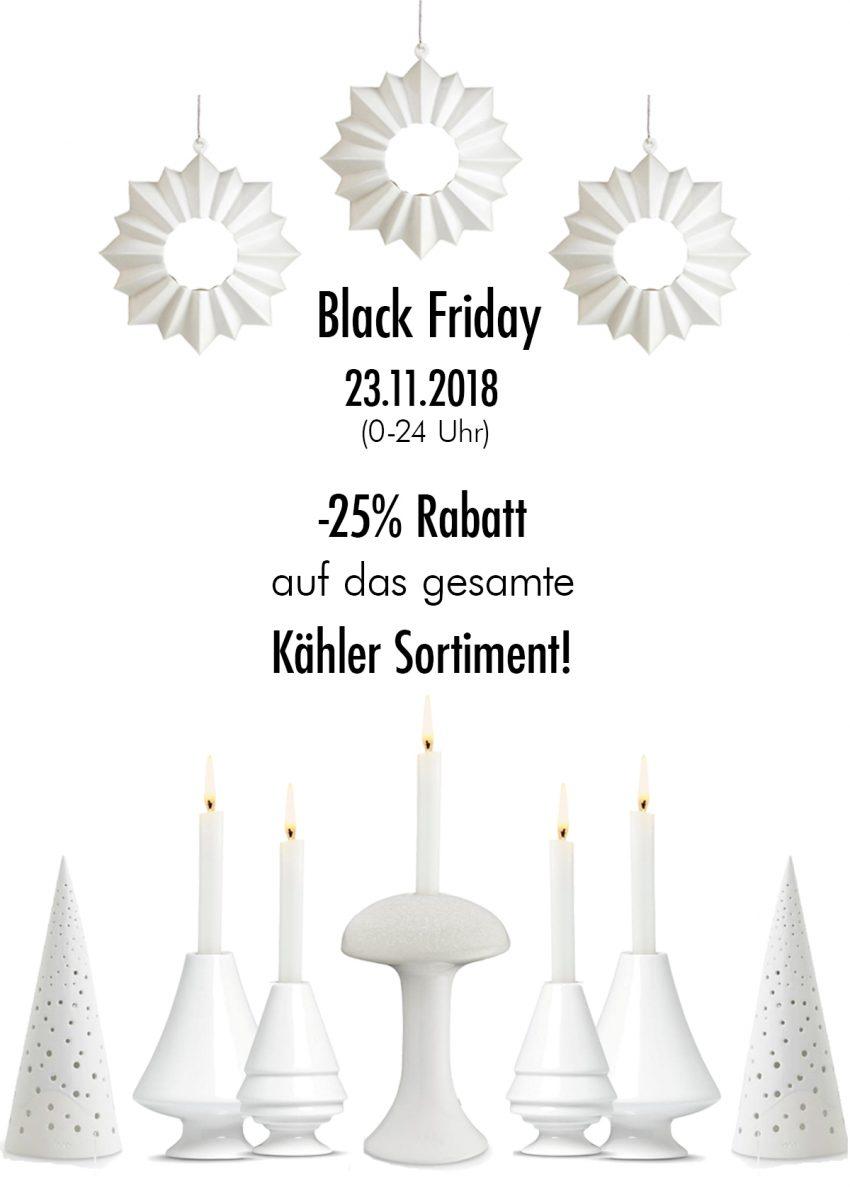 black friday 2018 kaehler wunderschoen-gemacht shop