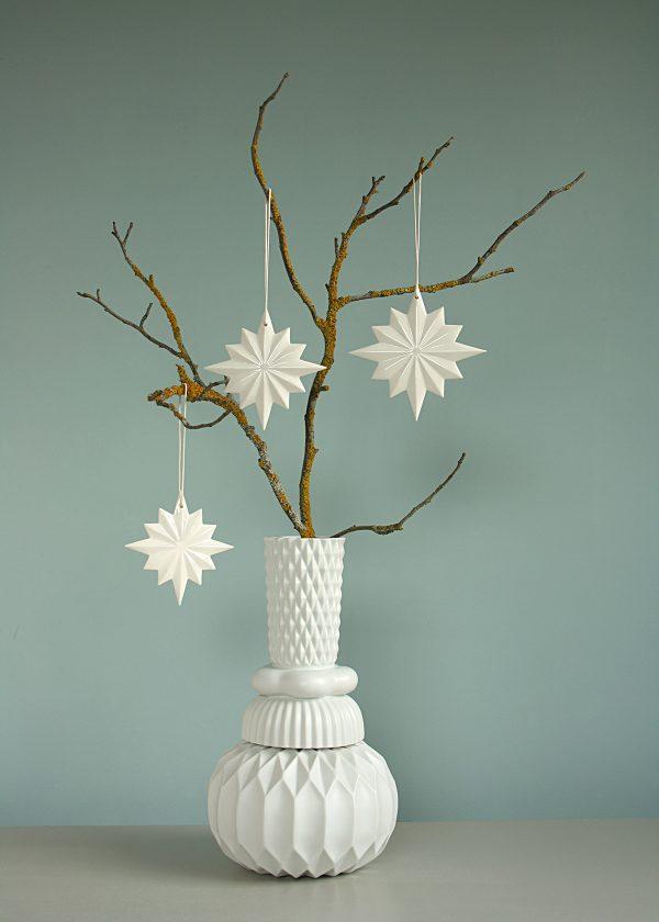 porzellan anhaenger kristalle dottir nordic design wunderschoen-gemacht