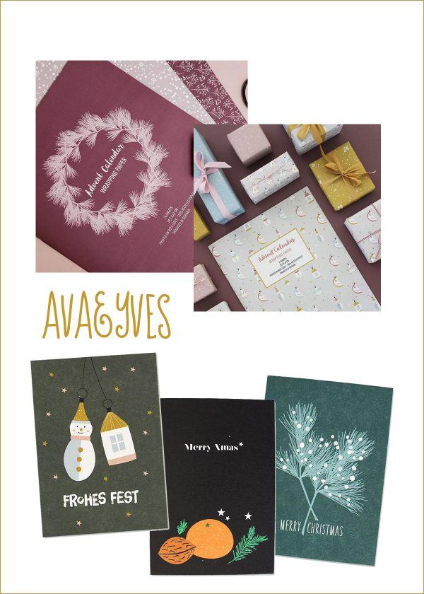 avaundyves geschenkpapiere karten advetnskalender wunderschoen-gemacht