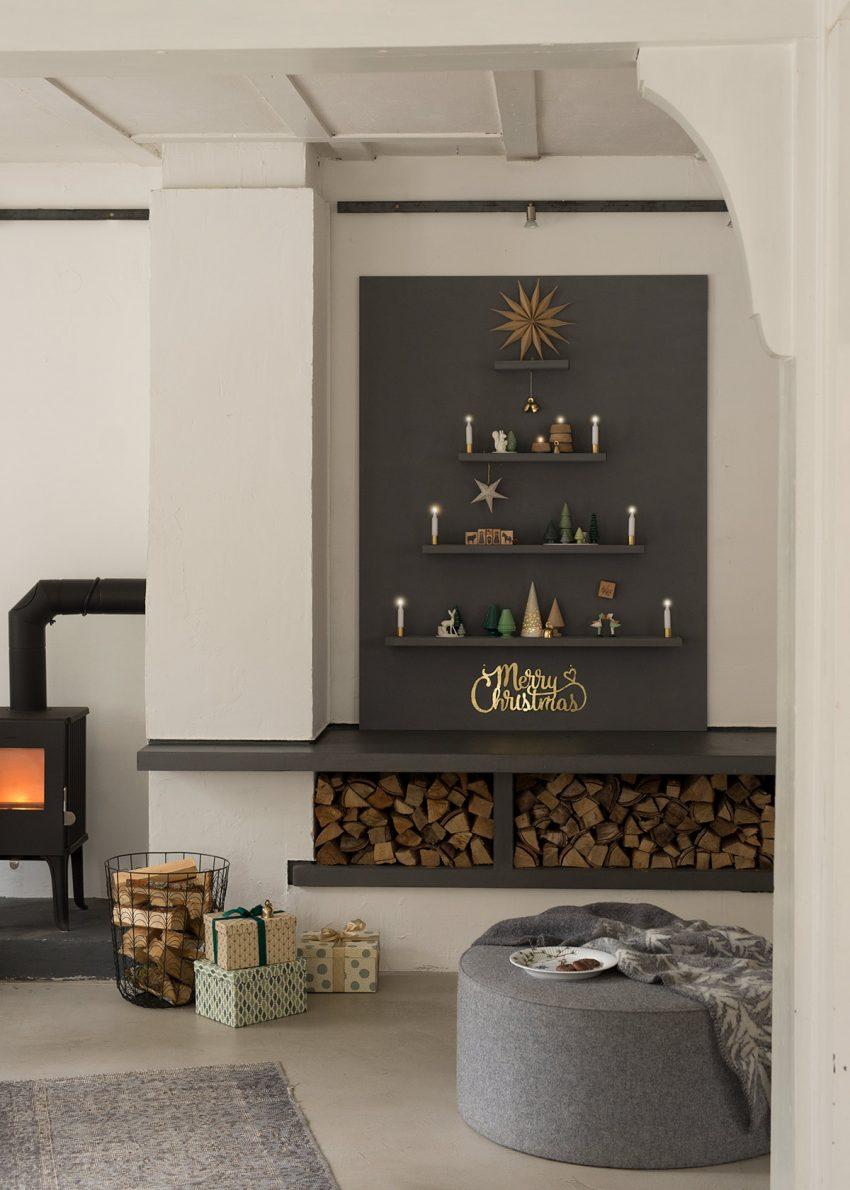 am weihnachtsbaume die lichtlein brennen wundersch n gemacht. Black Bedroom Furniture Sets. Home Design Ideas