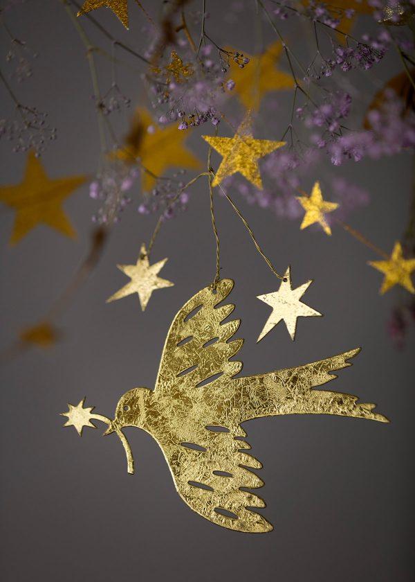 bungalow-dk-goldener-vogel-weihnachtsdeko-wunderschoen-gemacht