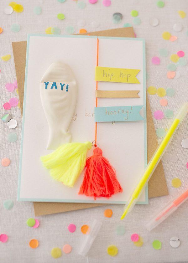 meri-meri-karte-neon-tassel-ballon-wunderschoen-gemacht